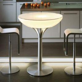 Runder Leuchttisch LOUNGE Table Indoor, 105 cm