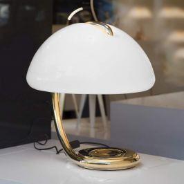 Martinelli Luce Serpente - Tischleuchte, gold