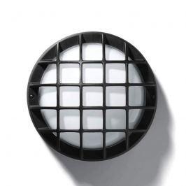 Außenwandleuchte EKO 21/G IP44, schwarz
