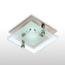 Besonderes Downlight VET nickel satiniert