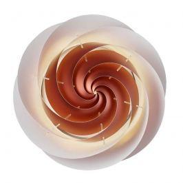 LE KLINT Swirl Large - kupferfarbene Wandleuchte