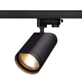 SLV Bilas LED-Spot 3-Phasen-Schiene schwarz 25°