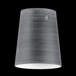 Grau gewischtes Glas zu HV-Track4-Schienensystem