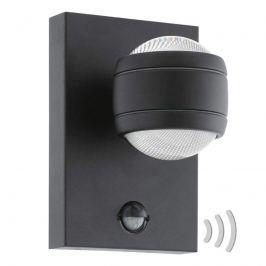 LED-Außenwandleuchte Sesimba 1 mit Bewegungsmelder