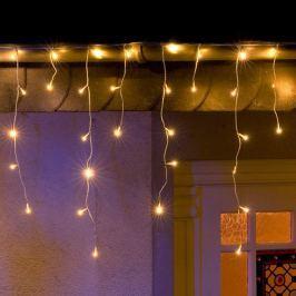 Eisregen LED Lichtervorhang 200-flg. warmweiß