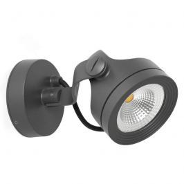 Alfa - neigbarer LED-Außenwandstrahler, IP65