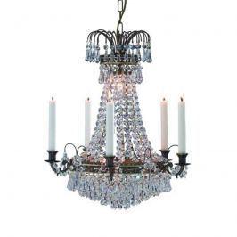 Prächtiger Kerzen-Kronleuchter Lacko 48 cm