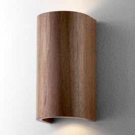Elegante Wandleuchte Tube 17,5 cm