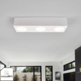 Sonja - Easydim-LED-Deckenlampe, dreiflammig