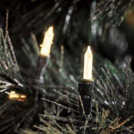 120-flammige LED-Minilichterkette für Außen 25,85m