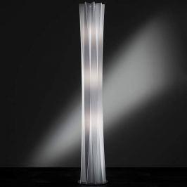 Slamp Bach, Stehleuchte, Höhe 184 cm, weiß