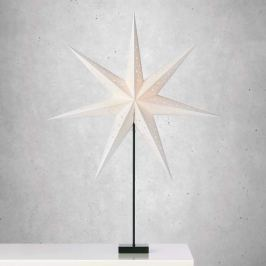 Stehender Stern Solvalla - Höhe 100 cm weiß