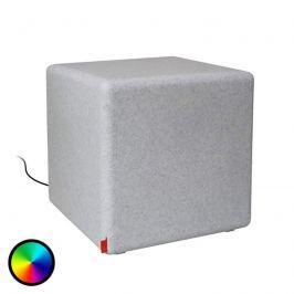 Per App steuerbare RGB-LED-Terrassenleuchte Cube