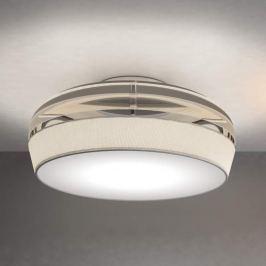 de Majo Dome P50 LED-Deckenleuchte grau 50 cm