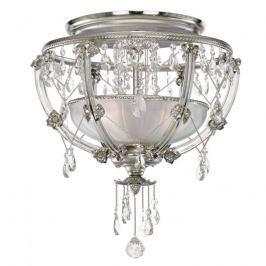 Elegante Kristall-Deckenleuchte Trina