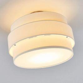 Runde Deckenlampe Invento 3D M weiß