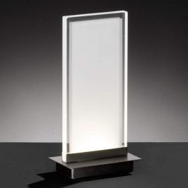 Rechteckige LED-Tischleuchte Forma