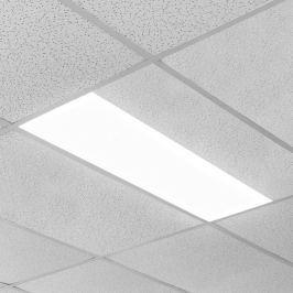 Rechteckige LED-Deckenleuchte Inga, universalweiß