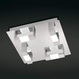 Rechteckige LED-Deckenleuchte Kemos