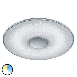 Funktionale LED-Deckenlampe Toyama m Glitzereffekt