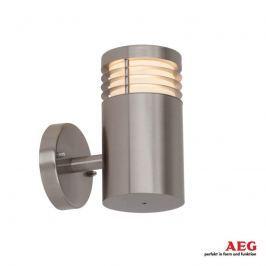 AEG Kastra - LED-Außenwandleuchte aus Edelstahl