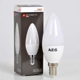 E14 5,5W 827 LED-Kerzenlampe, matt