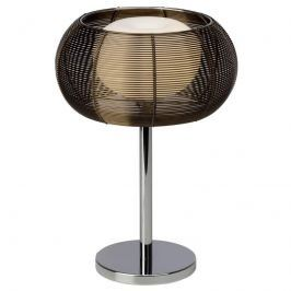 Elegant designte Tischleuchte Relax, bronze