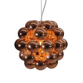 Innermost Beads Penta - Hängeleuchte in Kupfer