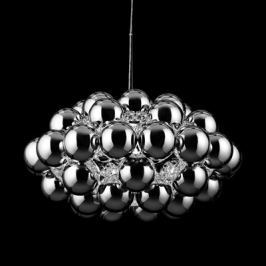 Innermost Beads Octo - Hängeleuchte in Chrom
