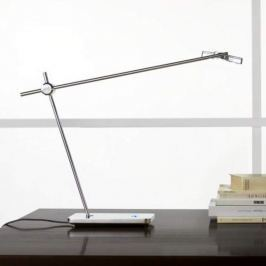 Erstklassige LED-Tischleuchte MOX M3010 chrom