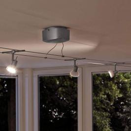 Paulmann Sheela LED-Seilsystem Komplett-Set, 6fl.