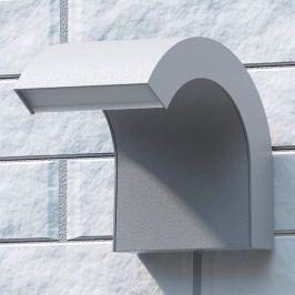 Philips Bruce - LED-Außenwandleuchte 15 cm