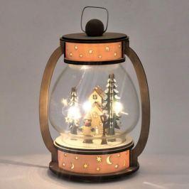 Traumhaft schöne LED-Laterne Christmas