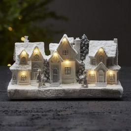 Dekorative LED-Szenerie Winterville