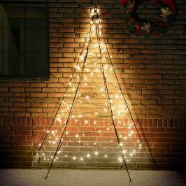 Wand-Weihnachtsbaum Fairybell® - 2 m hoch
