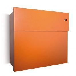 Briefkasten Letterman IV Klingel, orange