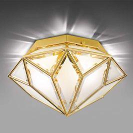 Glanzvolle Deckenleuchte Oro, 2-flammig