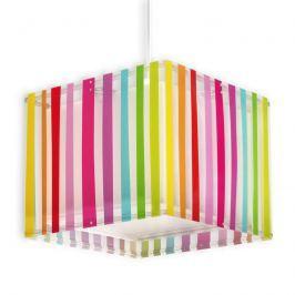 Farbenfrohe Kinderzimmer-Hängeleuchte Decoline