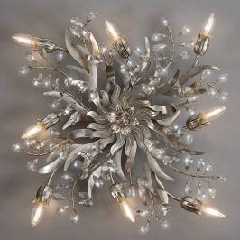 Florentiner Deckenlampe Sara, 8-flammig