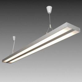 AIR LIGHT Leuchtstoff-Pendelleuchte, 119 cm warmw.