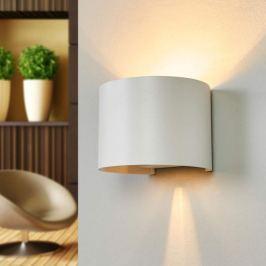 Xio - LED-Wandleuchte in Weiß