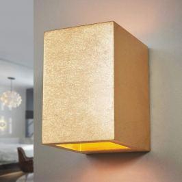 Goldene Wandlampe Janna für schönes Licht