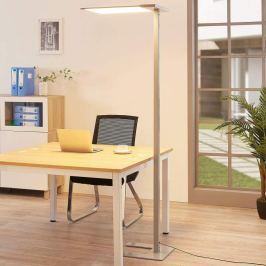 LED-Office-Stehlampe Esmael, 36W + 20W Dimmer