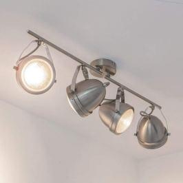4-flammiger LED-Deckenstrahler Jella