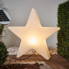 Außendekorationsleuchte Solar LED Shining Star 60