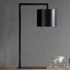 ANTA Afra Designer-Tischleuchte, schwarz-gold