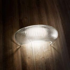 de Majo Cannettata LED-Glas-Wandleuchte 42 cm