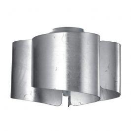 Silberfinish - glänzende Deckenleuchte Imagine
