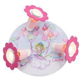 Kinder-Deckenleuchte Prinzessin Lillifee
