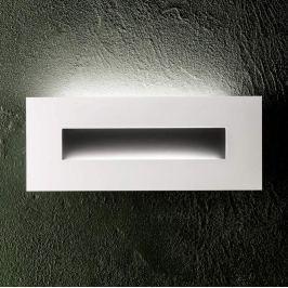 Schlichte Wandleuchte LED Virginia 20W schwarz